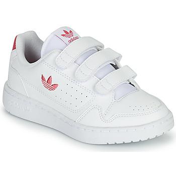 Chaussures Fille Baskets basses adidas Originals NY 90  CF C