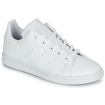 Scarpe Unisex bambino Sneakers basse adidas Originals STAN SMITH C