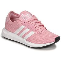 Chaussures Fille Baskets basses adidas Originals SWIFT RUN X J