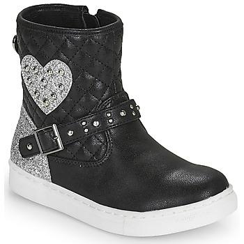 Chaussures Fille Boots Primigi B&G LUX