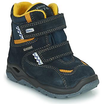 Schuhe Jungen Schneestiefel Primigi GARY GTX Marineblau / Gelb