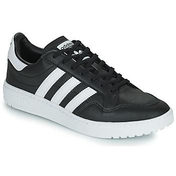 Schuhe Sneaker Low adidas Originals MODERN 80 EUR COURT Weiß