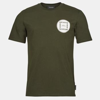 Vêtements Homme T-shirts manches courtes Scotch & Soda GRAPHIC LOGO T-SHIRT
