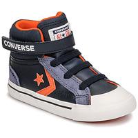 Chaussures Enfant Baskets montantes Converse PRO BLAZE STRAP LEATHER TWIST HI