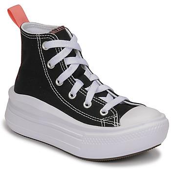 Scarpe Bambina Sneakers alte Converse CHUCK TAYLOR ALL STAR MOVE CANVAS HI