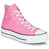 Chaussures Femme Baskets montantes Converse CHUCK TAYLOR ALL STAR LIFT SEASONAL COLOR HI