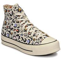 Chaussures Femme Baskets montantes Converse CHUCK TAYLOR ALL STAR LIFT MYSTIC WORLD HI