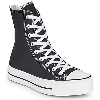 Chaussures Femme Baskets montantes Converse CHUCK TAYLOR ALL STAR LIFT CORE CANVAS X-HI