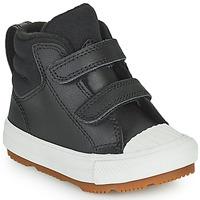 Chaussures Enfant Baskets montantes Converse CHUCK TAYLOR ALL STAR BERKSHIRE BOOT SEASONAL LEATHER HI