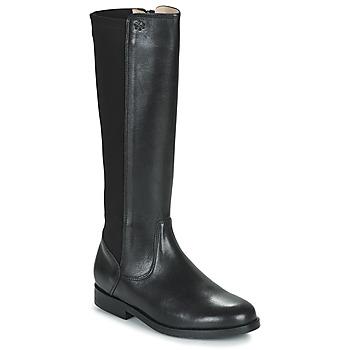 Chaussures Fille Bottes ville Acebo's 9905PE-NEGRO-T