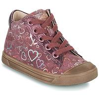 Chaussures Fille Baskets montantes Acebo's 5533EL-GRANADA