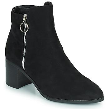 Chaussures Femme Bottes ville Moony Mood PETROLIA