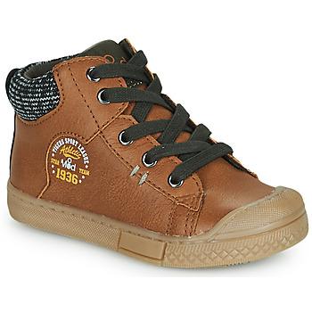 Chaussures Garçon Baskets montantes Mod'8 HERMIAN