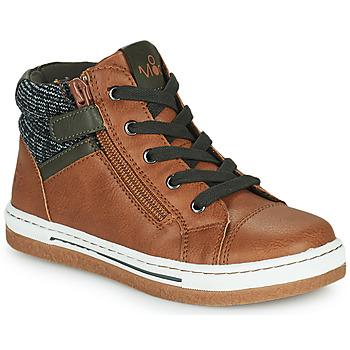 Chaussures Garçon Baskets montantes Mod'8 KYNATA