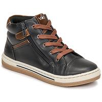 Schuhe Jungen Sneaker High Mod'8 KYNATA Marineblau