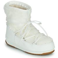 Chaussures Femme Bottes de neige Moon Boot MOON BOOT MONACO LOW FUR WP 2