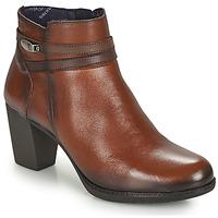 Chaussures Femme Bottines Dorking EVELYN