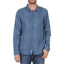 Abbigliamento Uomo Camicie maniche lunghe Façonnable JJMCT502000ERE Blu