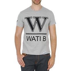 Abbigliamento Uomo T-shirt maniche corte Wati B TEE Grigio