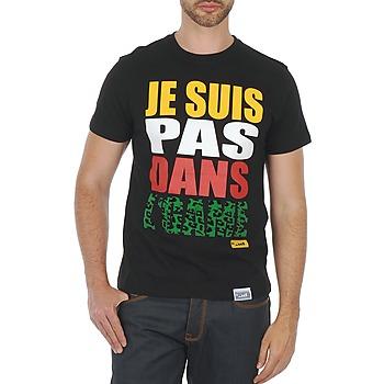 Abbigliamento Uomo T-shirt maniche corte Wati B TEE Nero