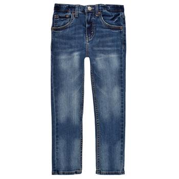 Abbigliamento Bambino Jeans skynny Levi's 510 SKINNY FIT EVERYDAY PERFORMANCE JEANS
