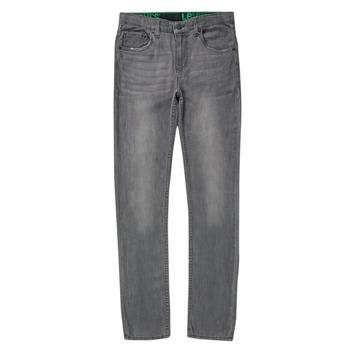 Vêtements Garçon Jeans skinny Levi's 510 SKINNY FIT ECO PERFORMANCE JEANS
