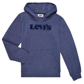 Vêtements Garçon Sweats Levi's GRAPHIC PULLOVER HOODIE