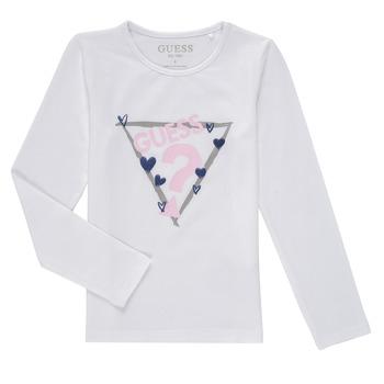 Vêtements Fille T-shirts manches longues Guess MONICA
