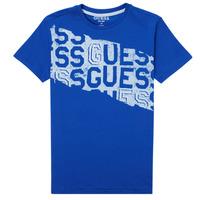 Abbigliamento Bambino T-shirt maniche corte Guess LISTIN
