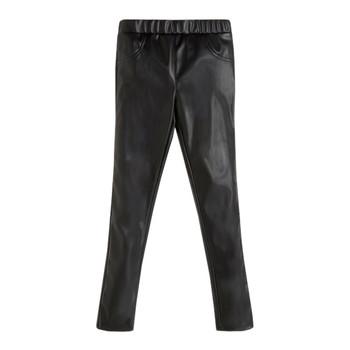 Vêtements Fille Pantalons 5 poches Guess PATALOT