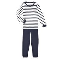 Vêtements Garçon Pyjamas / Chemises de nuit Petit Bateau TECHI