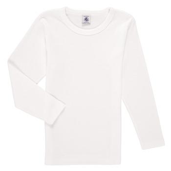 Vêtements Garçon T-shirts manches longues Petit Bateau KELOMA