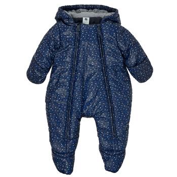 Abbigliamento Bambina Piumini Petit Bateau BETTA