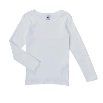 Abbigliamento Bambina T-shirts a maniche lunghe Petit Bateau FATRE