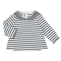 Abbigliamento Bambina T-shirts a maniche lunghe Petit Bateau HOLINU