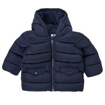 Abbigliamento Bambino Piumini Petit Bateau COLINE