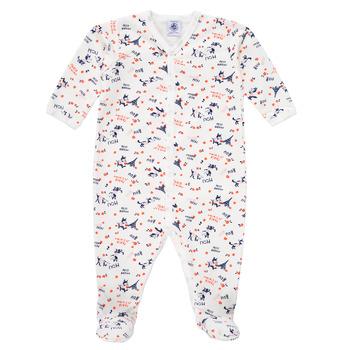 Vêtements Fille Pyjamas / Chemises de nuit Petit Bateau LEA