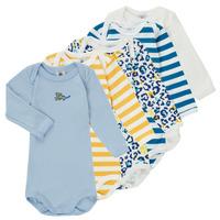Vêtements Garçon Pyjamas / Chemises de nuit Petit Bateau FEDDY