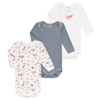 Vêtements Fille Pyjamas / Chemises de nuit Petit Bateau FERY