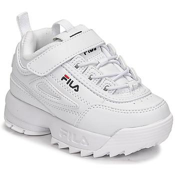 Scarpe Unisex bambino Sneakers basse Fila DISRUPTOR INFANTS