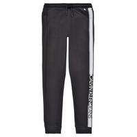 Vêtements Garçon Pantalons de survêtement Calvin Klein Jeans RESPIRA