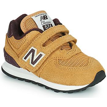 Chaussures Garçon Baskets basses New Balance 574