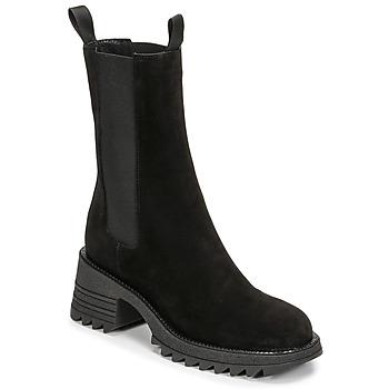 Chaussures Femme Bottines Mimmu CAMOSCIO