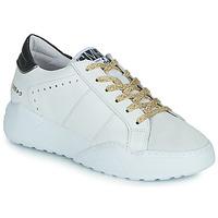 Schuhe Damen Sneaker Low Semerdjian KYLE Weiß / Beige