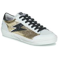Schuhe Damen Sneaker Low Semerdjian ELISE Beige / Golden