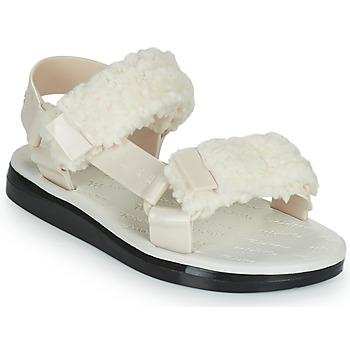 Chaussures Femme Sandales et Nu-pieds Melissa MELISSA PAPETTE FLUFFY RIDER AD