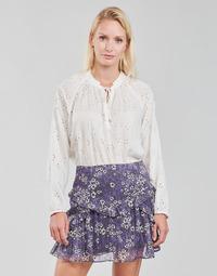 Kleidung Damen Tops / Blusen Ikks FANILA Weiß