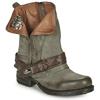 Schuhe Damen Boots Airstep / A.S.98 SAINT BIKE Grau
