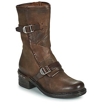 Chaussures Femme Bottines Airstep / A.S.98 NOVASUPER BUCKLE