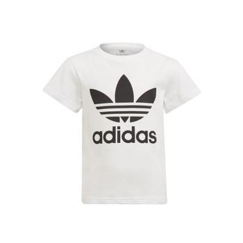 Vêtements Enfant T-shirts manches courtes adidas Originals FLORE